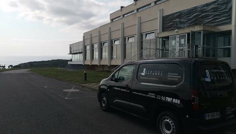 Diagnostics- bâtiments IFREMER - Brest- Plouzané - 29