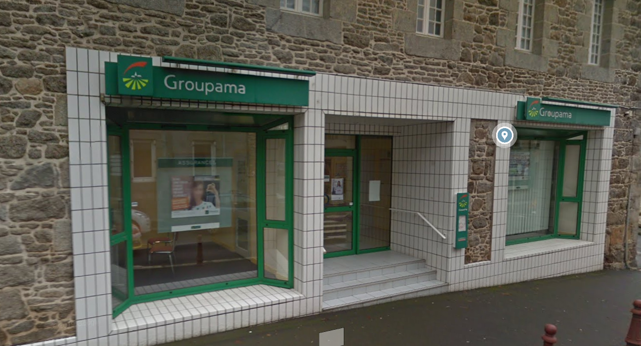 Diagnostic amiante et rénovation Agence Groupama - Begard (22) 0
