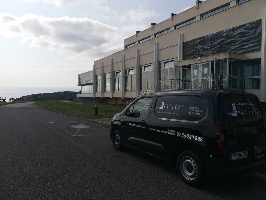 Diagnostics- bâtiments IFREMER - Brest- Plouzané - 29 0
