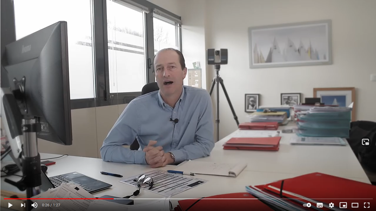Vidéo :Maquette numérique, un livrable compatible avec tous les logiciels pros 0